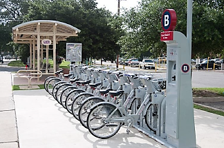 San Antonio Bike Share Program (CoSA)